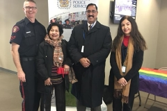 Calgary Police Services Diversity Event in January 2018