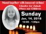 PCA Vigil for Innocent Zainab in January 2018