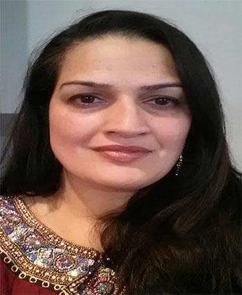 Nazira Shah