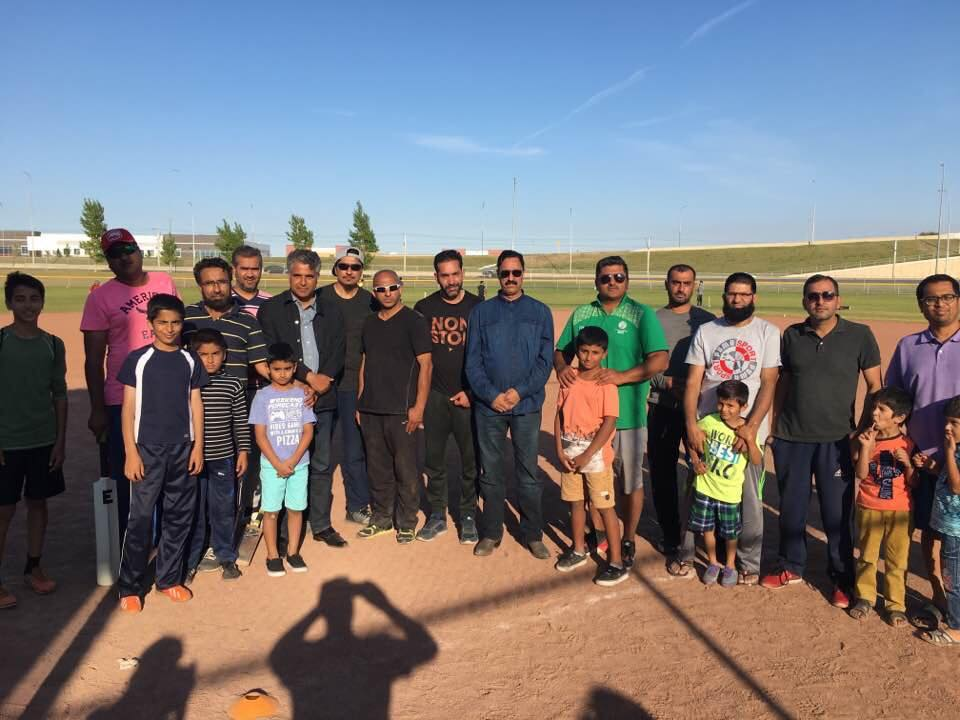 PCA Annual Tape Ball Cricket Tournament in August 2017