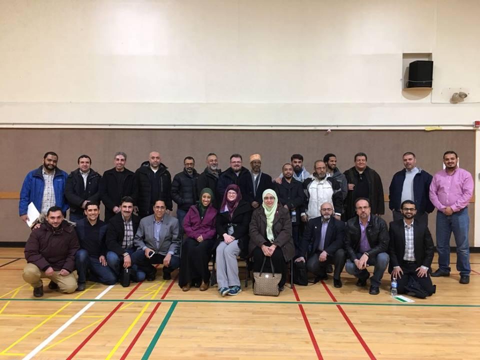 Calgary Organizations Meeting- March 31, 2018