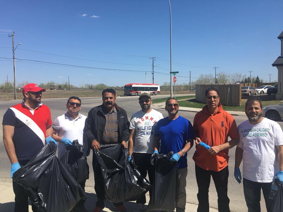 Clean & Green Northeast! May 13, 2018