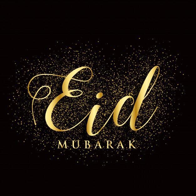 Eid Mubarak- June 15, 2018