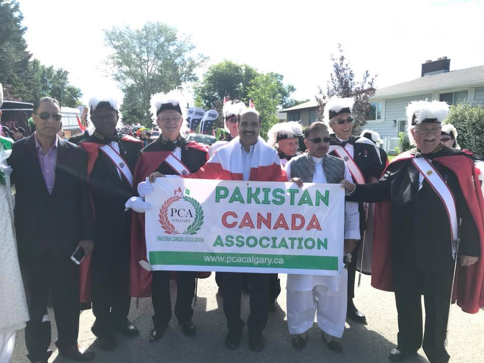 Canada Day Parade- July 1, 2018