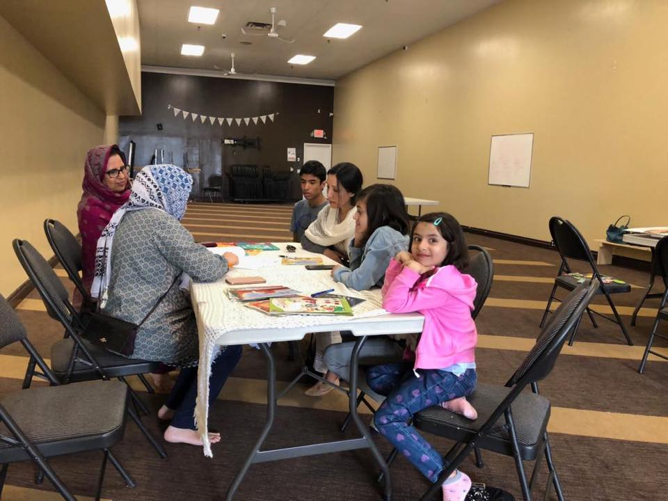 PCA Urdu Classes NW Campus Registration- September 9, 2018