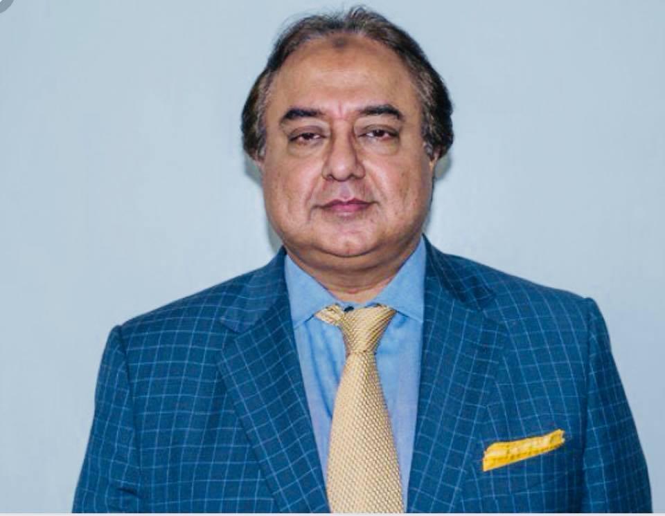 Congratulations to HE High Commissioner Raza Bashir Tarar Sb! October 26, 2018