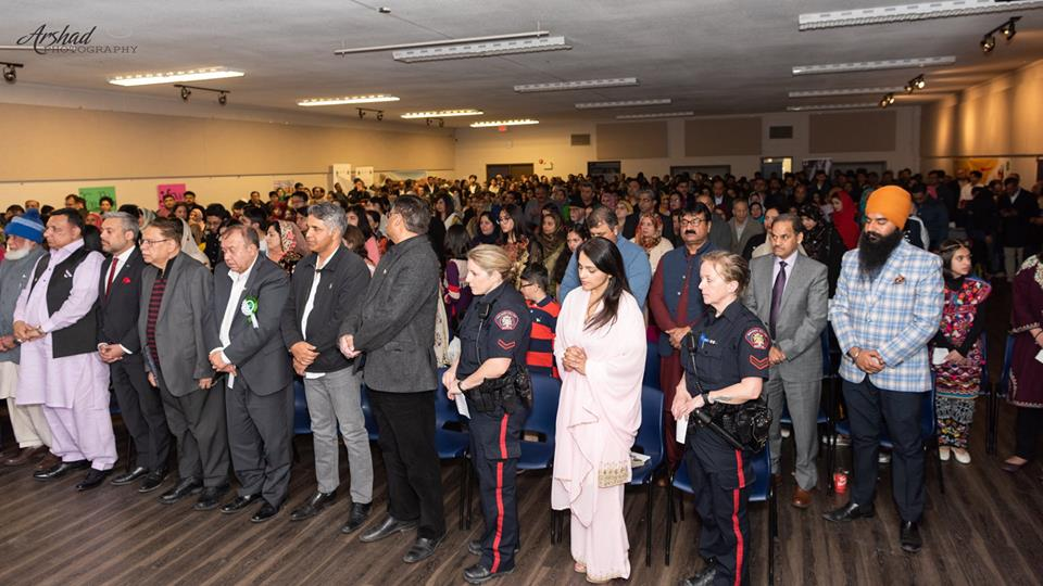 Historic Pakistan Day Event! Thank you Calgary! March 23, 2019