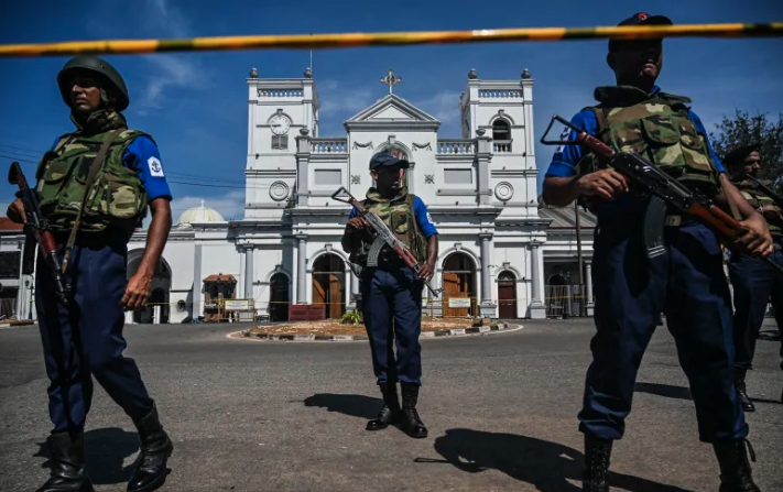 Condemning the barbaric attack in Sri Lanka- April 22, 2019