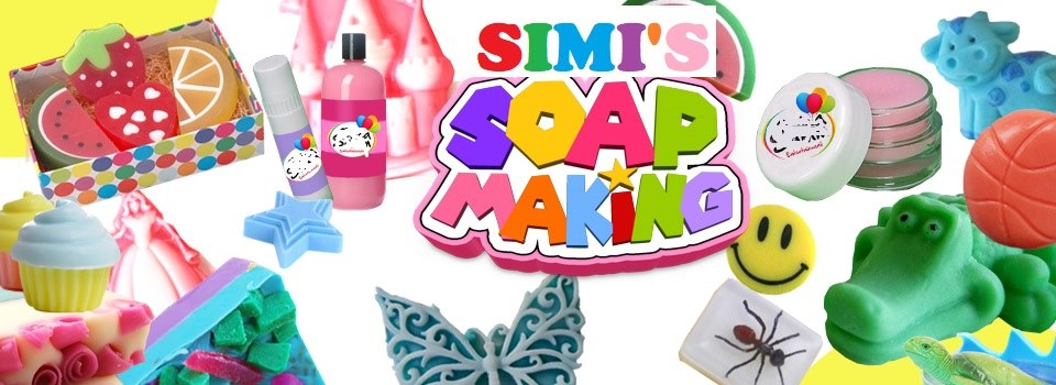 PCA Presents  'Make Your Own Soap' Workshop by Simi's Bath Treats