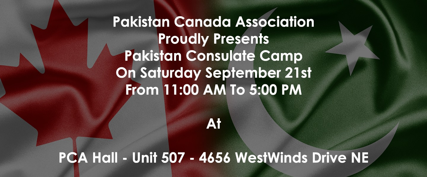 PCA is Hosting Consulate Camp On September 21st, 2019